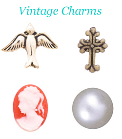 Origami Owl Vintage Charms