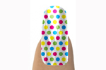 Jamberry Color Polka Dot Nail Shield