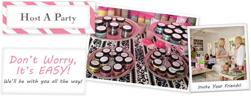 Host a Pink Zebra Party