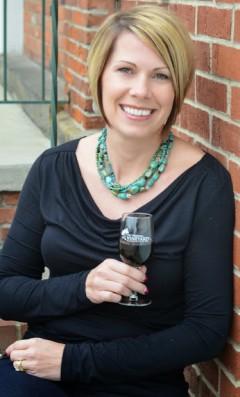 Debbie Allen traveling vineyard