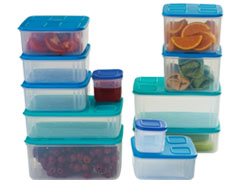 Tupperware Refrigerator Sets
