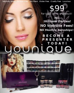 Younique Presenter Brittney Coughlin
